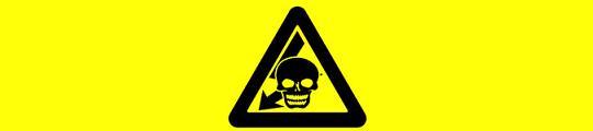 Shock Caution geeft iemand in je omgeving een schok