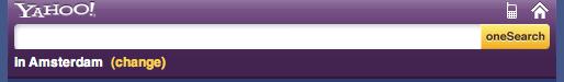 """Yahoo """"kiest"""" voor de iPhone"""