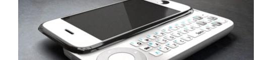 Nieuw iPhone 4G concept