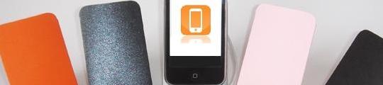 Maak je eigen iPhone dock uit karton/hard papier