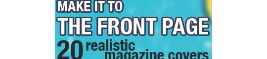 Zet je gezicht op een magazine cover met Celebrity