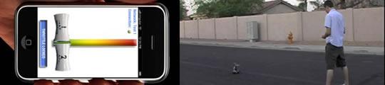 Helikopter besturen vanaf je iPhone met FliPhone