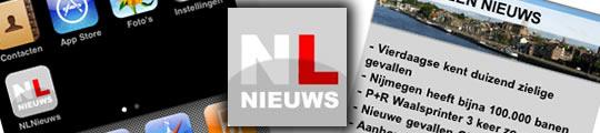 Nijmegenleeft.nl lanceert iPhone nieuwsapplicatie