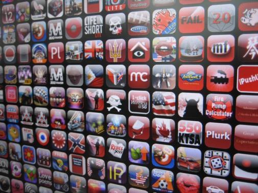 Apple pakt uit: Apps Wall op WWDC 2