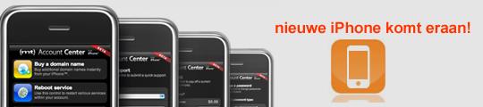 """Gerucht: nieuwe iPhone zal """"iPhone Video"""" gaan heten"""