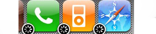 Ladende applicaties op de iPhone? [jailbreak]