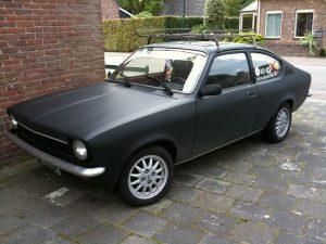 Foto van een auto