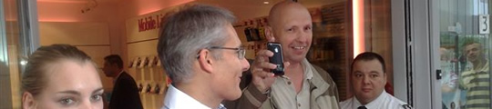 iPhone 3GS verkoopstart bij T-Mobile: sfeerimpressie, cijfers en weetjes!