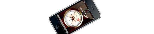Magnetische functionaliteit in iPhone 3GS opent nieuwe wegen