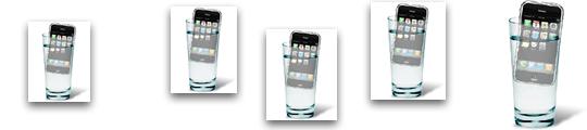 Video: iPhone 3GS waterbestendig? Blijkbaar wel!