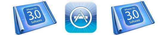 Maakt OS 3.0 'app sharing' mogelijk?