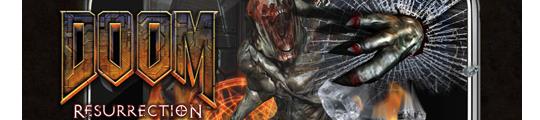 Game: DOOM Resurrection is uitgebracht