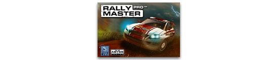 Nieuwe screenshots van topgame Rally Master Pro