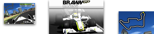 Game: Brawn GP Racing