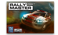 Topgame Rally Master Pro in beweging