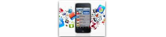Hoe ontdekken iPhone gebruikers applicaties?