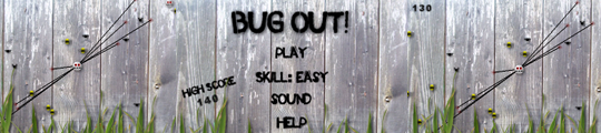 Game: Bug Out