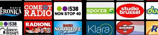 Gebruik webapplicaties Belgie.fm en Nederland.fm voor gratis radio