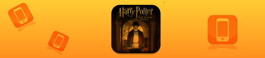Gratis app: Harry Potter en de Halfbloed Prins
