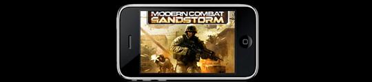 Trailer: Modern Combat: Sandstorm
