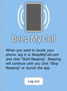 beepmycell