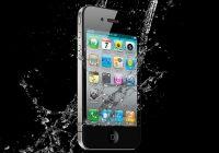 iPhone waterschade? Rijst kan je toestel redden!