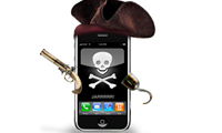 Malware  iPhone/Privacy.A steelt informatie van iPhones