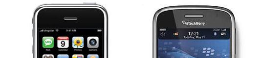 Globale iPhone doet watertanden bij zakenlui