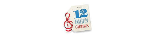 12 Dagen Cadeaus-applicatie nu te downloaden