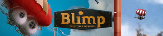 Gratis Game: Blimp-The Flying Adventures