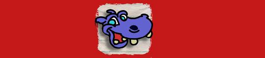 Hippo High Dive: Een duikend nijlpaard