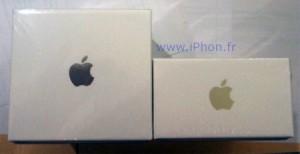 iPhone verpakking