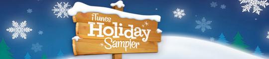 Apple geeft album met 20 gratis kerstliedjes weg.