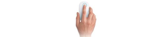 Gerucht: Nieuwe iPhone krijgt aanraakgevoelige achterkant