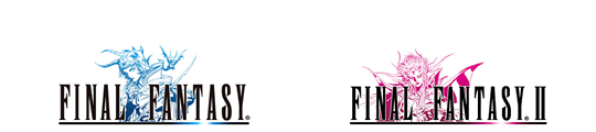 Final Fantasy I en II nu beschikbaar
