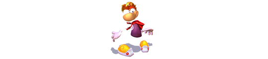 Rayman 2: The Great Escape weldra op iPhone