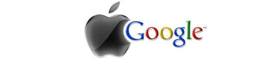 Google's Android pikt marktaandeel van iPhone in