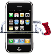 iPhone oplader hack