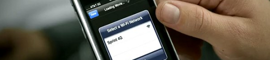'Sprint' brengt het 4G-signaal naar de iPhone