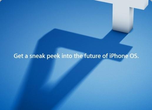 Nieuw Apple Event: iPhone OS 4.0 op 8 april aanstaande