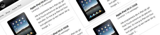 iPad nu te koop bij iPhoneServicePoint