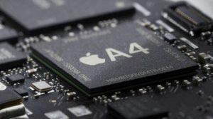 apple iphone hd a4 processor