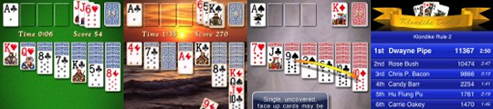 Game: Solitaire City Classic voor 1 dag gratis