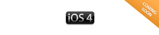 Apple accepteert applicaties voor iOS 4