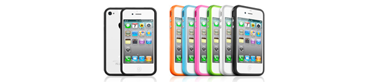 iPhone 4 gratis bumper levering begonnen