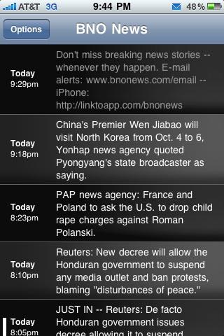 bno nieuws