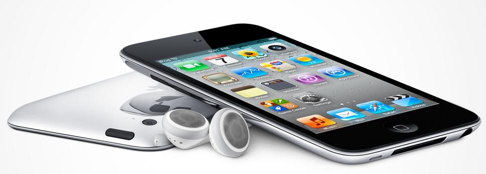 Apple kondigt nieuwe iPods aan: iPod Touch met twee camera's