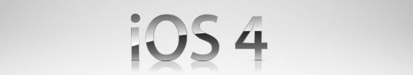 90% iOS devices draaien iOS 4.x