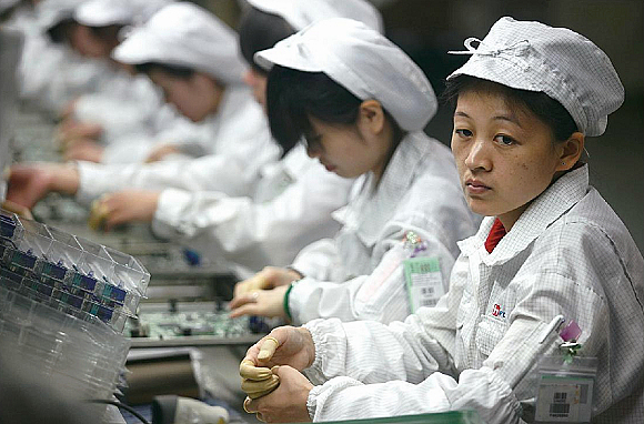 fabriek foxconn