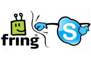 fring vs skype